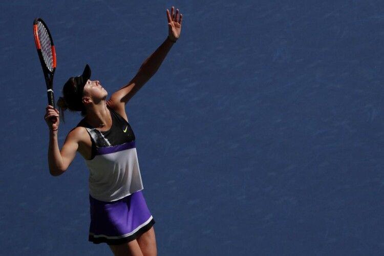 Еліна Світоліна потужно стартувала на турнірі в Катарі