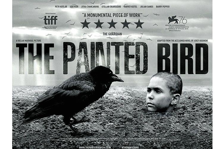 У прокат вийшов фільм «Пофарбоване пташеня», який знімали наЛюбешівщині