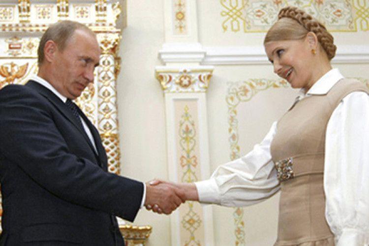 Кого ще можна віддати «Газпрому», окрім Тимошенко (Цікаве опитування)