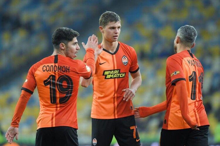Букмекери сказали своє слово перед поєдинком «Шахтаря» та «Динамо»
