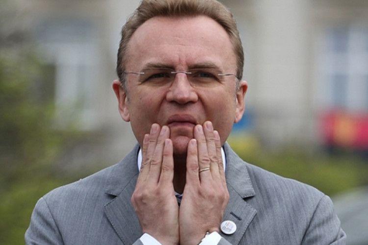 Мера Львова відсторонять від посади? Бо підпалу сміттєзвалище не було (Відео)