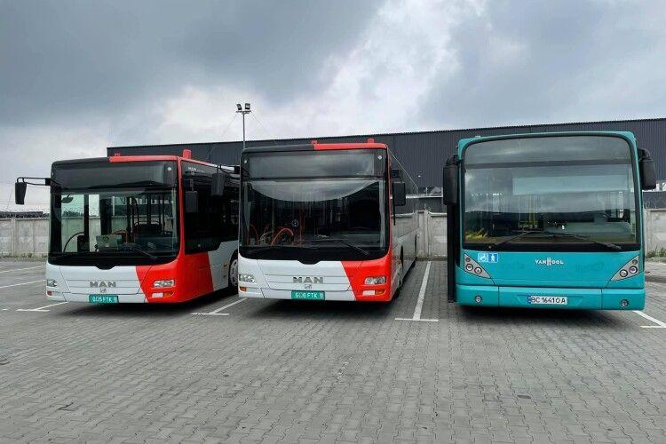 Лучан возитиме новий перевізник на нових автобусах (Фото)