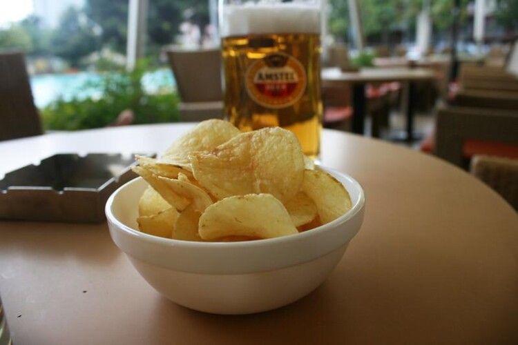 Пиво та чіпси врятують людство від глобального потепління