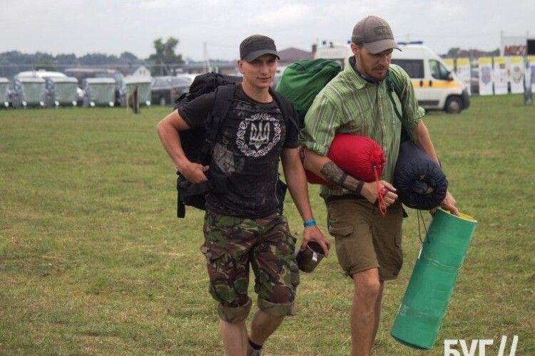Учасників бойових дій та людей з інвалідністю на фестиваль «Бандерштат» пропускатимуть безкоштовно