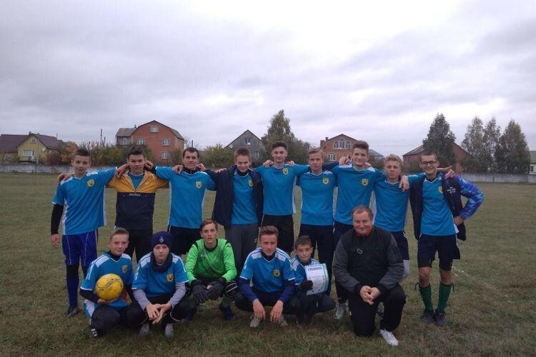 На Старовижівщині визначили футбольного чемпіона
