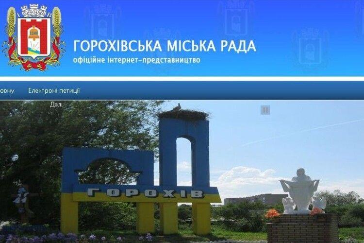 Хто буде депутатами та головою Горохівської міської ради (Офіційно)