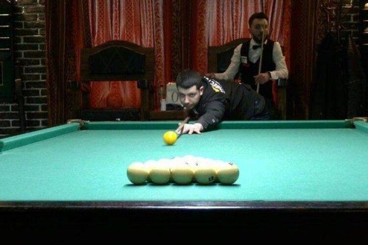 Рівне приймало Чемпіонат України з більярду