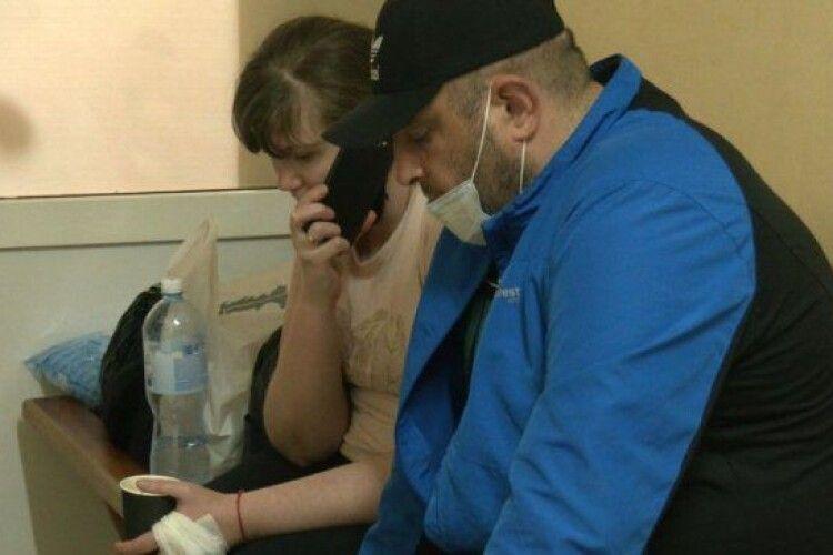 «Відкривала дитині рот і просила дихати»: деталі отруєння сім'ї чадним газом на Волині (Відео)