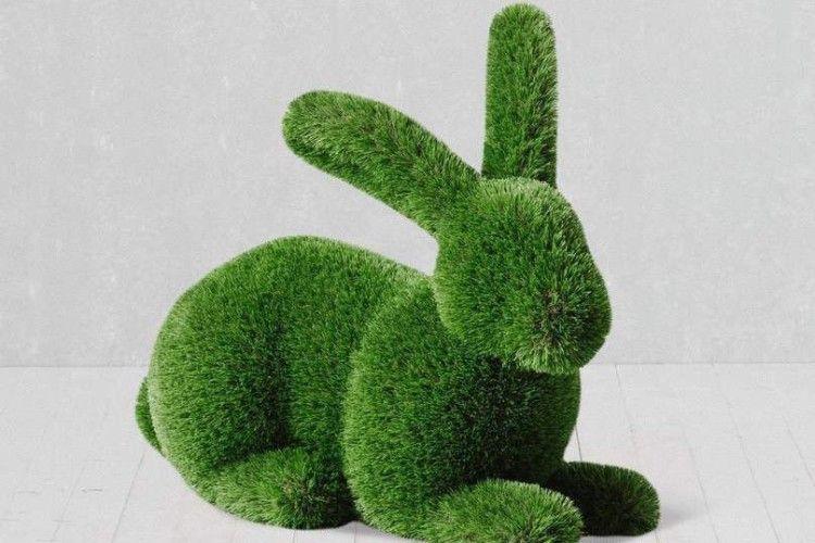 Вчені схрестили вазон із кролем