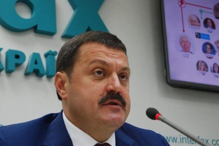 Мінфін США ввів санкції проти українського нардепа Деркача