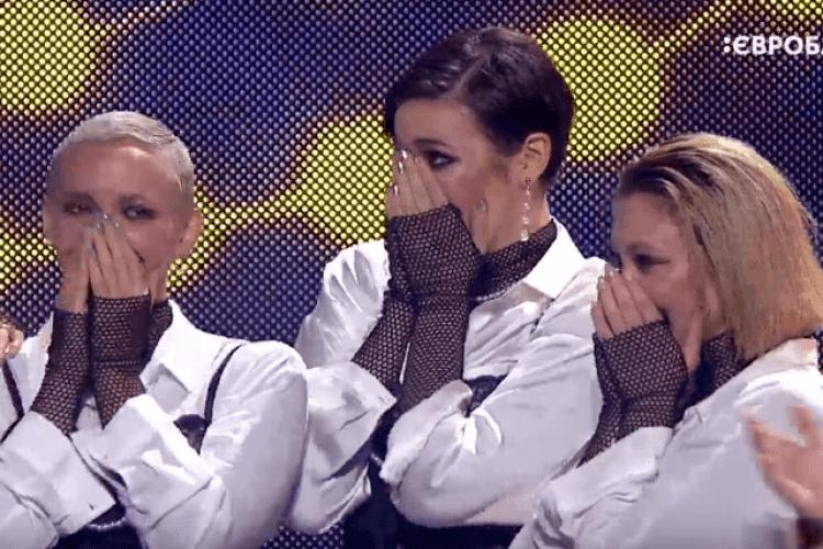 Україну на «Євробаченні» представлятимуть дівчата, які гастролюють в Росії (Відео)