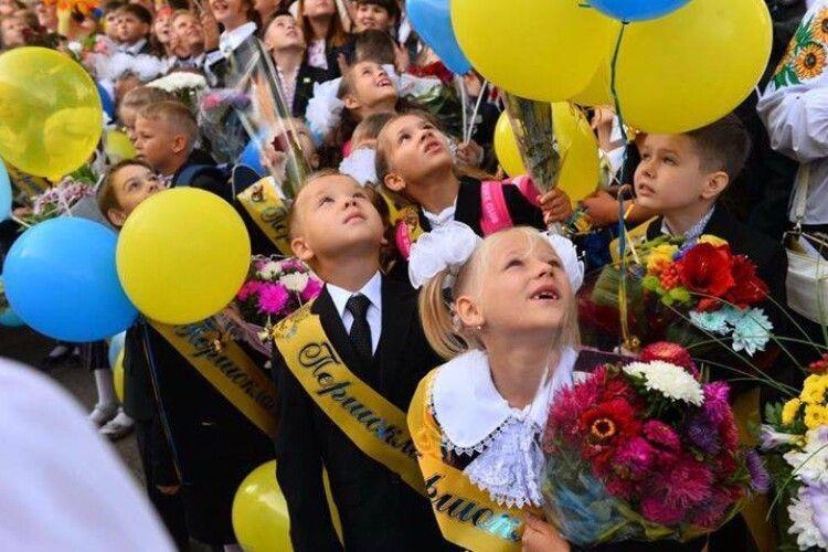 Погода на середу, 1 вересня: діти в школу йтимуть з парасольками