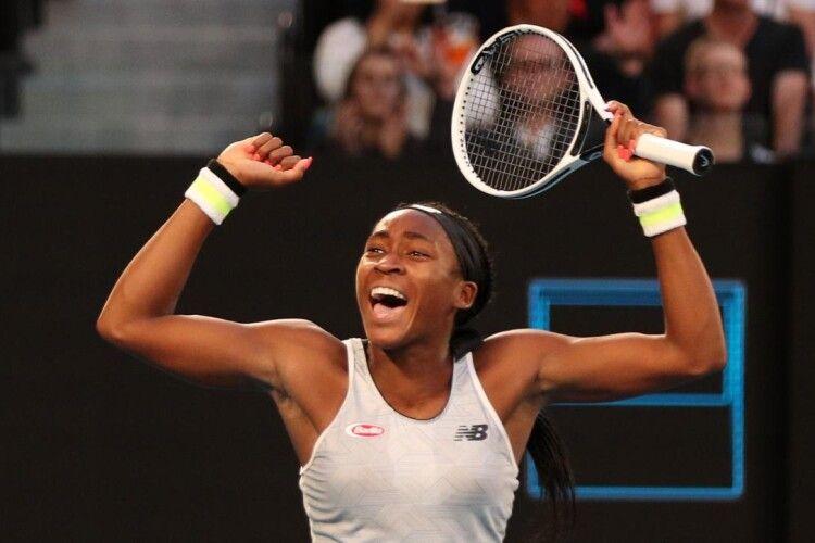 15-річна американка вибила з турніру діючу переможницю Australian Open