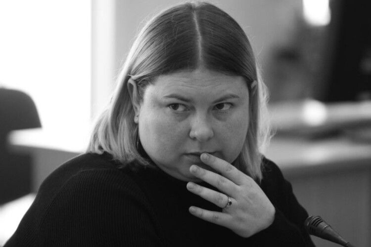 Катерину Гандзюк посмертно відзначили міжнародною премією