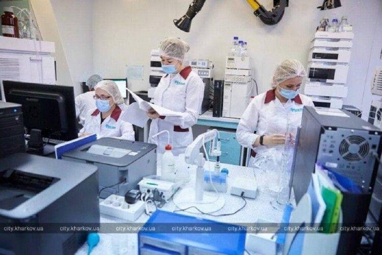 У Харкові вироблятимуть китайську вакцину CoronaVac