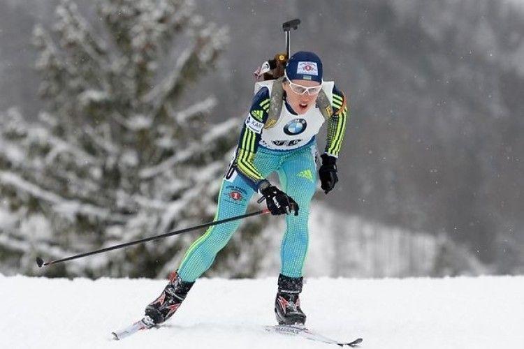 Анастасія Меркушина в гонці переслідування на ЧС з біатлону посіла 15-те місце