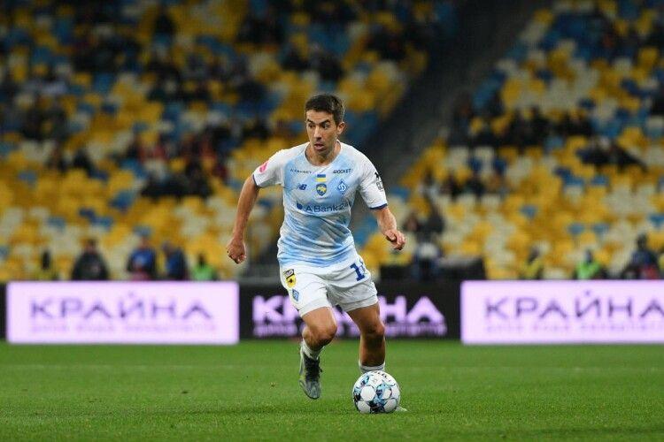 Уругваєць Карлос де Пена пролонгував контракт з київським «Динамо»