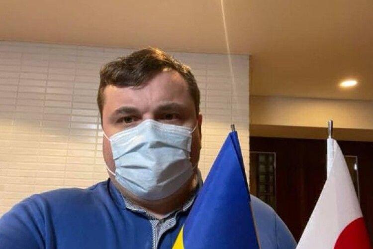 Керівник «Укроборонпрому» самоізолювався в Японії: підчепив коронавірус під час офіційного візиту