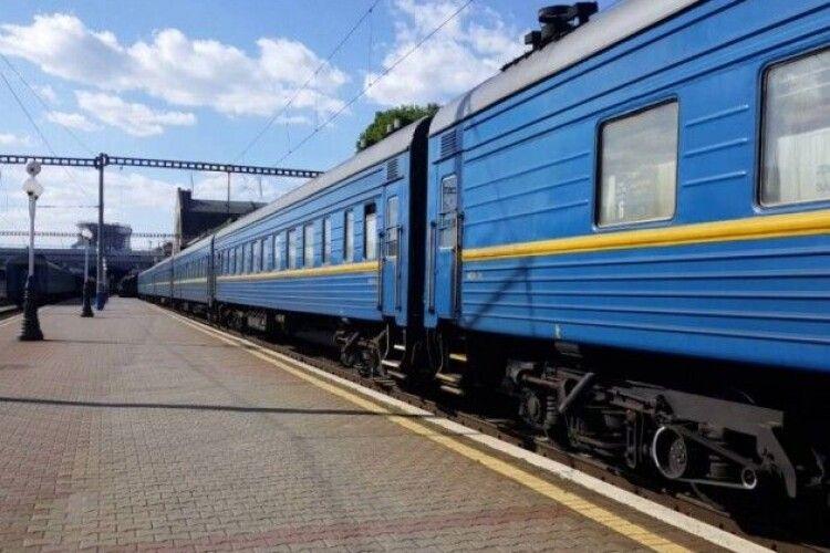 Під час січневого локдауну всі поїзди будуть курсувати за розкладом