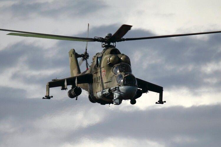 Азербайджан визнав, що це його війська збили російський гелікоптер в небі над Вірменією