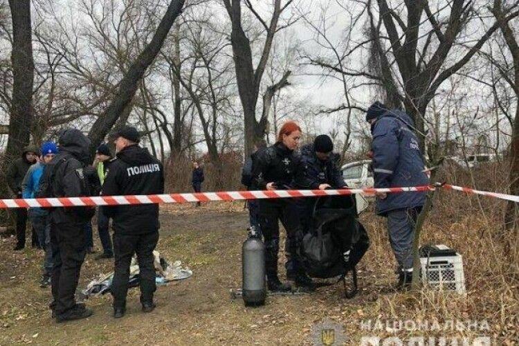 У Києві з Дніпра виловили людську голову в пакеті
