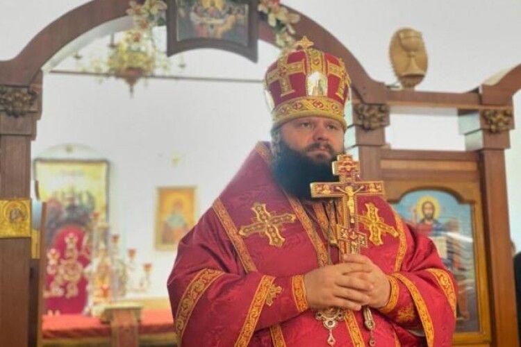 ЄпископДубенський Пимен тимчасово керуватиме Рівненською єпархією УПЦ замість спочилого сьогодні митрополита Варфоломія