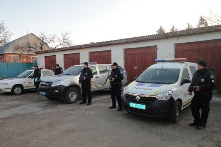 Старовижівських поліцейських забезпечили нагрудними відеореєстраторами