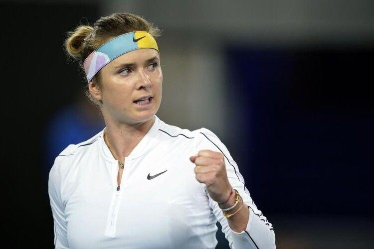 Еліна Світоліна пробилася до третього кола Australian Open