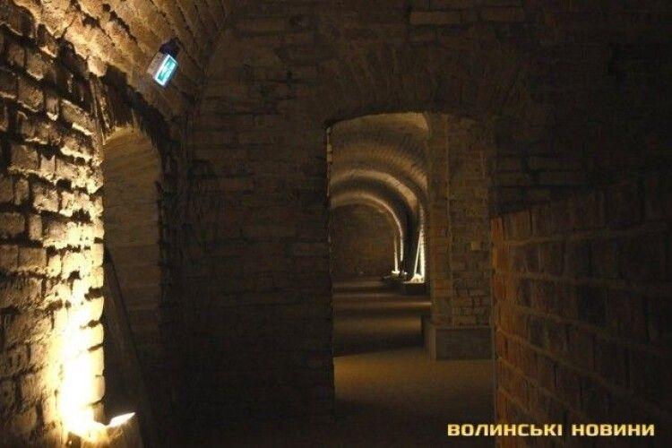 Нотатки туриста: у Луцьку – найдовші історичні підземелля в Україні (Фото)