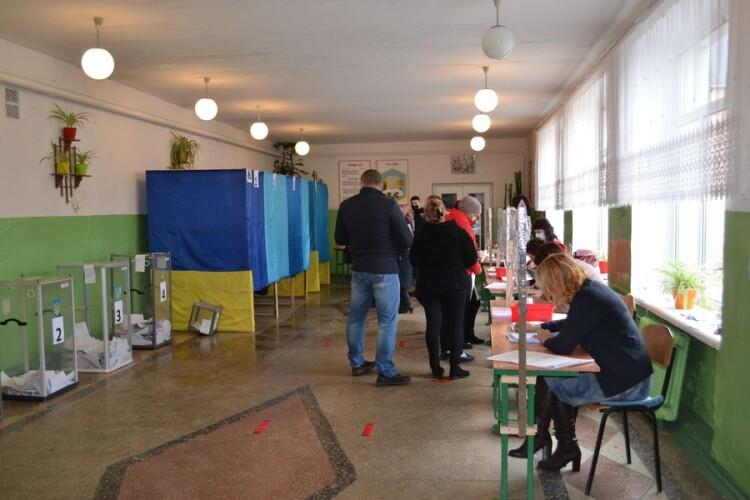 У Ковельській ОТГ проголосували 37 відсотків виборців