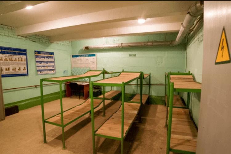 У Нововолинську сховища не готові для використання