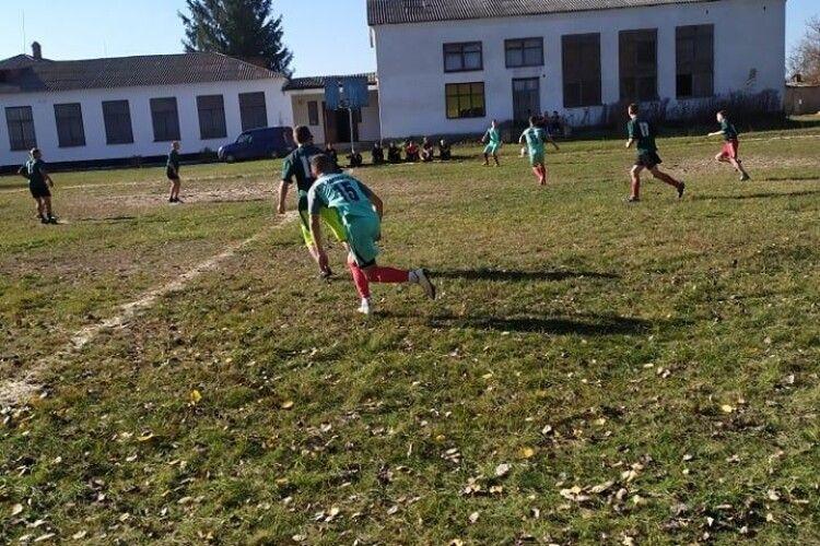 У Рівному відбувся ІV щорічний турнір з футболу серед мешканців округи (Фото)
