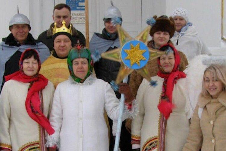 Колядки онлайн: через пандемію на Рівненщині різдвяні співи оцінюватимуть із відео