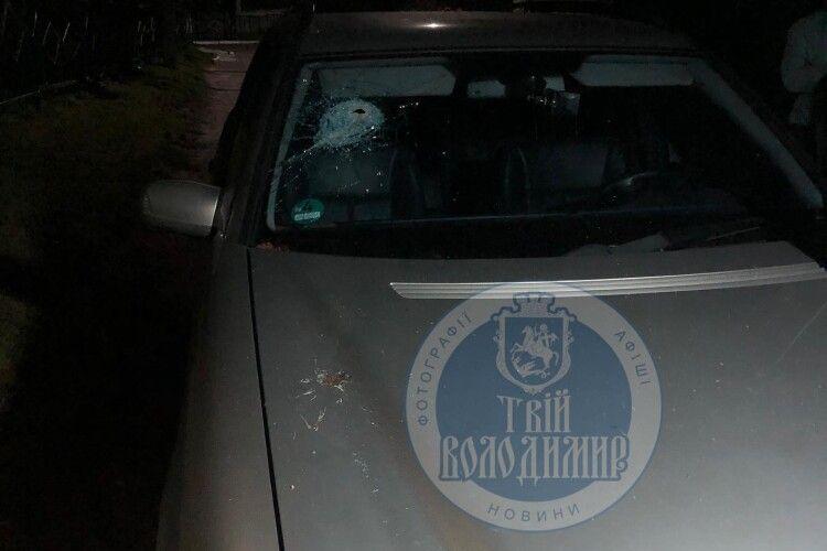 У Володмирі-Волинському напали на депутата. Працює поліція (Фото)