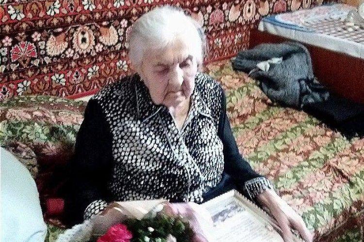 Лучанка зустріла 100-літній ювілей