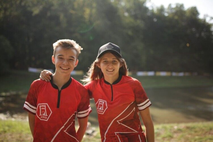 Дев'ятикласнику з Боратина не вистачило секунди, щоб стати чемпіоном України