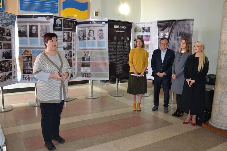 У Луцьку Мазепа, Петлюра та Бандера появилися у «Фейсбуці» (Фото, відео)