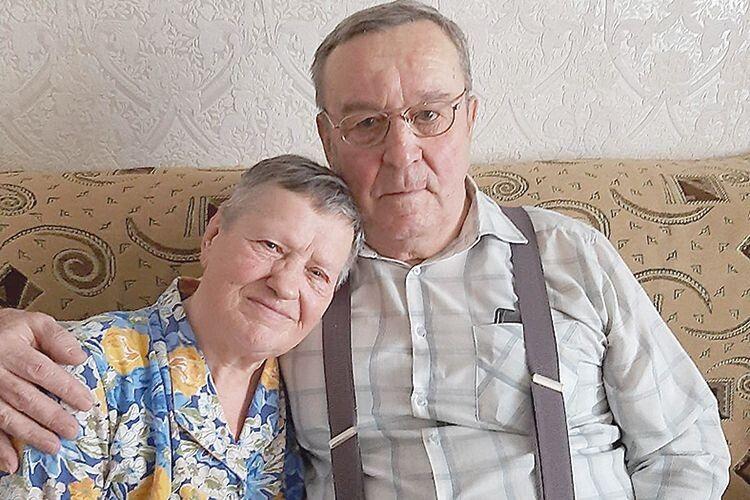 Родина Тібежів з Луцька: «Свій весільний коровай ми розділили аж через пів століття»