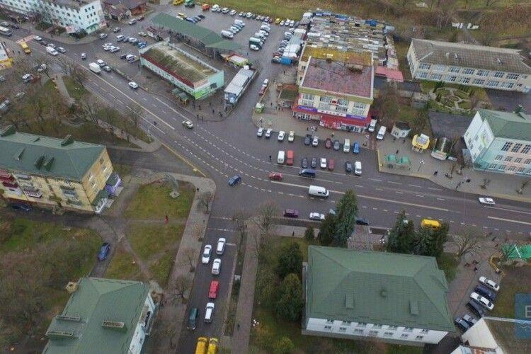 У Володимирі перепланують центральне перехрестя – з'явиться кільце