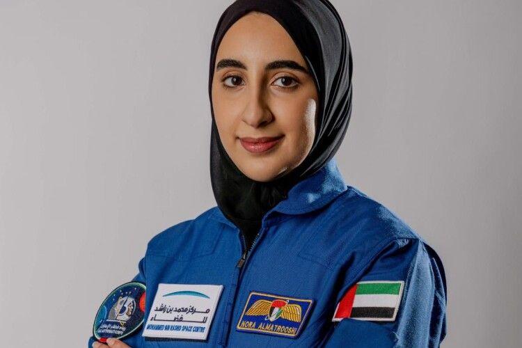 В ОАЕ вперше в історії в космос полетить арабська жінка