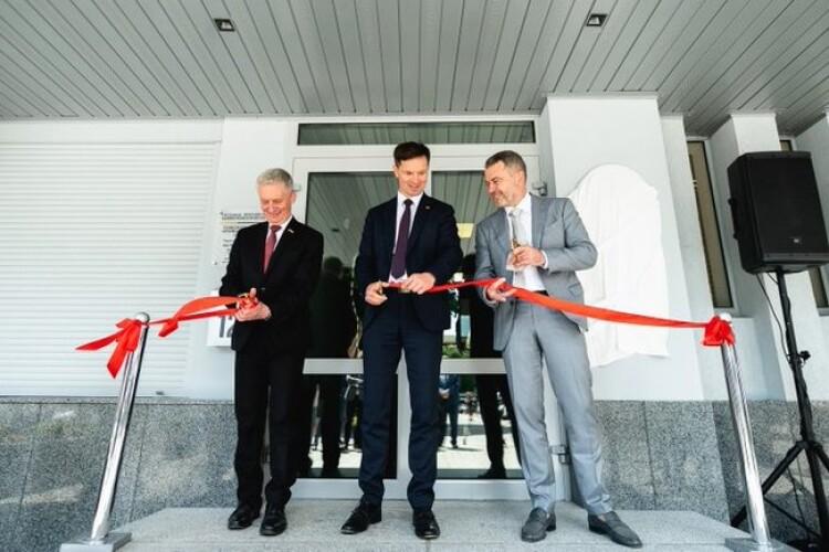 У Луцьку відкрили Почесне консульство Литовської Республіки