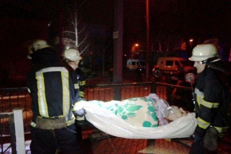 Горіла лікарня для COVID-хворих: загинули 26-річна лікарка і троє пацієнтів (Відео)