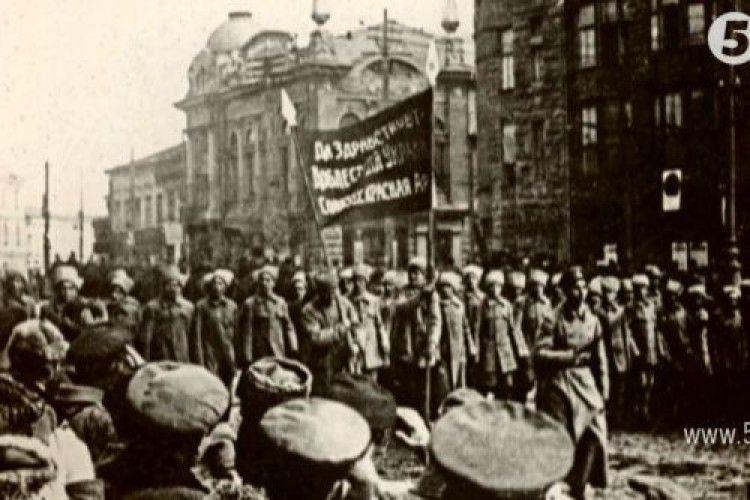 100-річчя бою під Крутами: вшановують пам'ять полеглих за Україну студентів