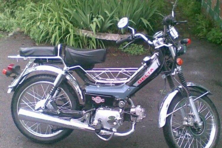 Волинянин поцупив мотоцикл в односельчанина, - і де думав ним їздити?