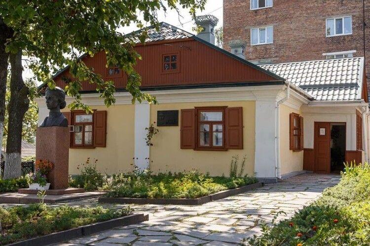 Поки наші друшляли, житомиряни ремонтуватимуть свій музей Лесі Українки
