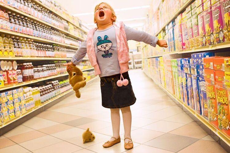 Тренування й… супермаркет