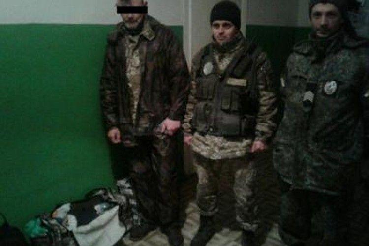 Вистриг на голові оселедця і подався відпочивати… в Чорнобильську зону (фото)