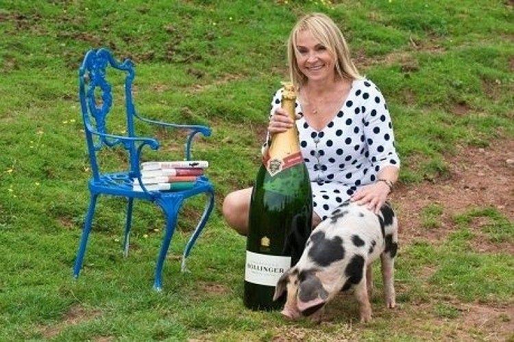Так ніхто шампанського і не отримав, і свиню на честь книги не назвав