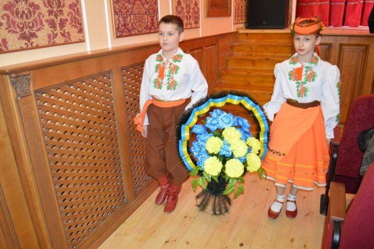 Як у Ковелі відзначили День Соборності України