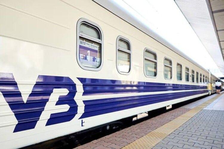 Через негоду в Україні затримуються поїзди